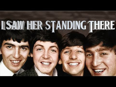 The Beatles - I Saw Her Standing There (Explained)