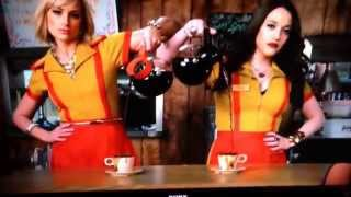 2 Broke Girls and Britney Spears Work B!!ch
