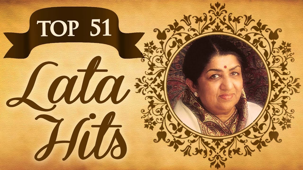 Download Top 51 Lata Mangeshkar Superhit Song Collection | (HD) Video Jukebox | Evergreen Bollywood Songs