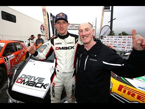 Kitchen Table Shakedown #4 Dmack Special with Elfyn Evans and Dick Cormack