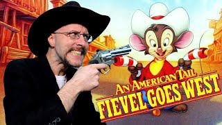 An American Tail: Fievel Goes West - No...