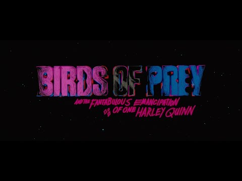 Birds Of Prey End Credits Youtube