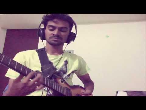 Semma Weightu Kaala Guitar Cover by Sri Slinger