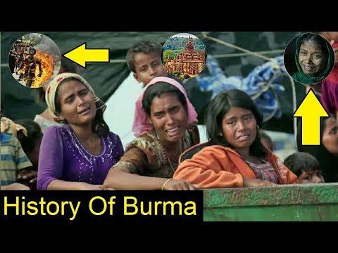 Shoking Facts about Burma  History of myanmar/Burma
