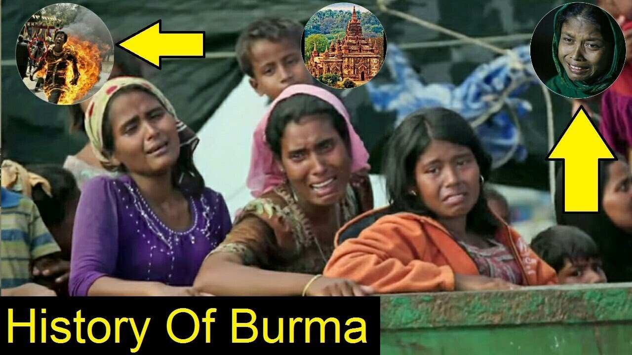 history of burma Burma, which is home to many different ethnic and cultural groups, has had a long history with conflict and political unrest.