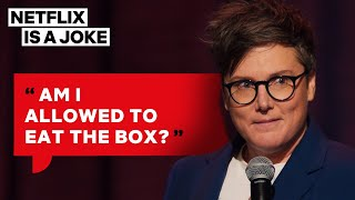 How Hannah Gadsby's HighFunctioning Autism Works | Netflix Is A Joke