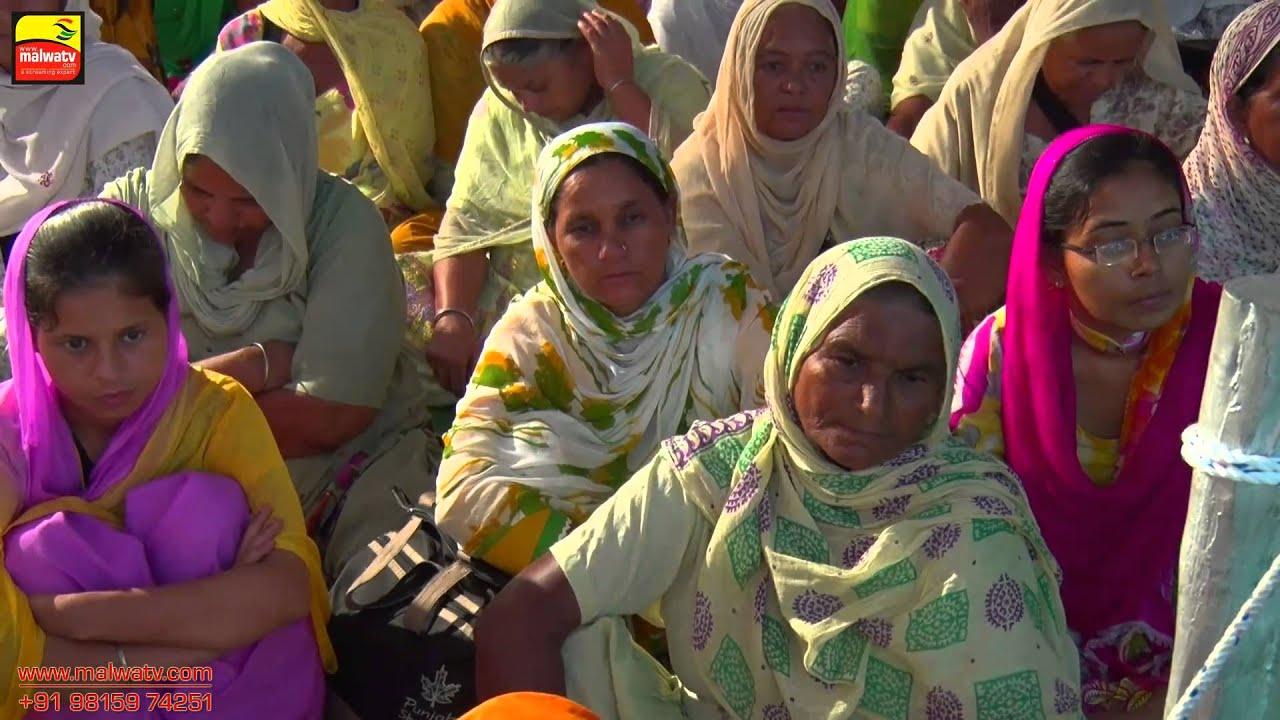 PEHOWA (Haryana) ! BARSI of SANT BABA ISHER SINGH JI - 2015 ! by BABA MAAN SINGH Ji, 1st.