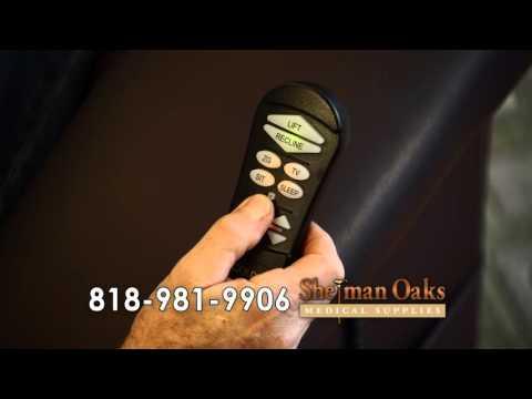 MaxiComfort Lift Chairs - Los Angeles Showroom
