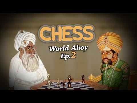 "WORLD AHOY Animation Series Ep.02  ""Chess"""