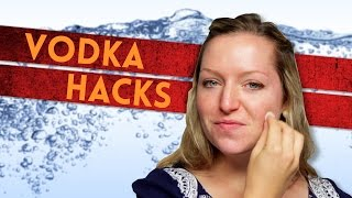 7 Surprising Vodka Hacks
