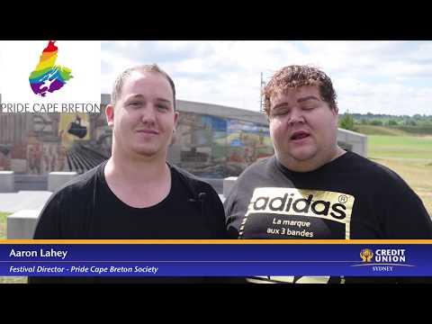 Cape Breton Pride Week 2017