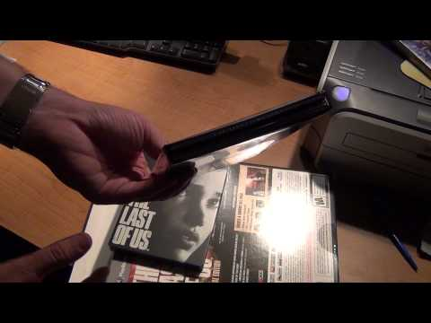 The Last Of Us: Survival Edition Unboxing