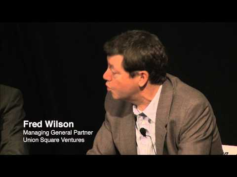 Venture capitalist Fred Wilson at the Future of New York City