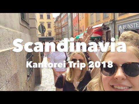 Scandinavia!! Kantorei Trip 2018