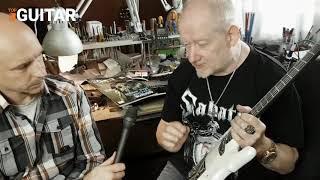 Wywiad z lutnikiem - Adrian Pierożak (Adriani Guitars) | Interview with luthier Adrian Pierozak