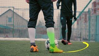 РАСКАТАЙ ВСЕХ ЗАЩИТНИКОВ КАК MBAPPE   LEARN COOL MBAPPE FOOTBALL SKILLS
