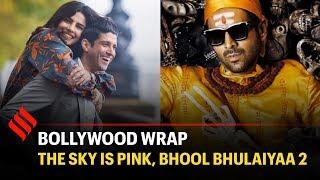 The Sky Is Pink Movie Screening, Bhool Bhulaiyaa 2 Shooting and more