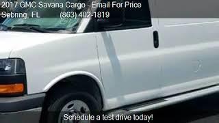 2017 GMC Savana Cargo 2500 3dr Cargo Van for sale in Sebring
