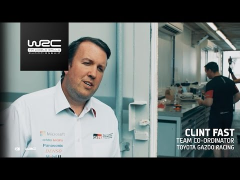 WRC 2017: WHO IS WHO Clint Fast