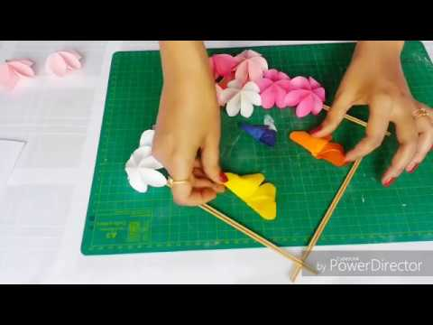 DIY EASY & CREATIVE WALL DECOR IDEA