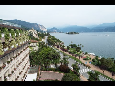 Hotel Astoria Roof Garden - Stresa!