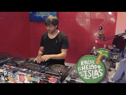 Kalise Radio Show - Entrevista a Miguel Garji