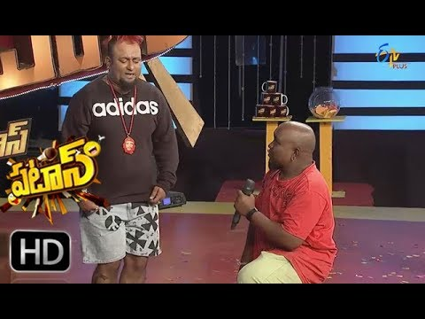 Patas | 22nd August 2017 | Full Episode 537 | ETV Plus