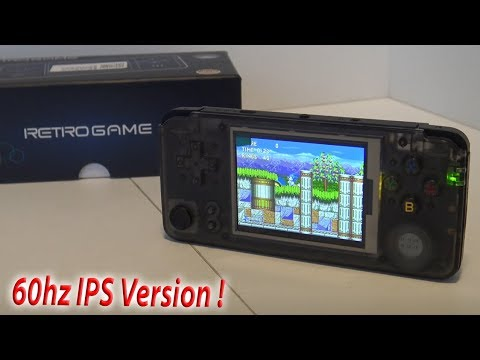 Yes.. the Retro Game IPS 60hz Edition is finally here !!