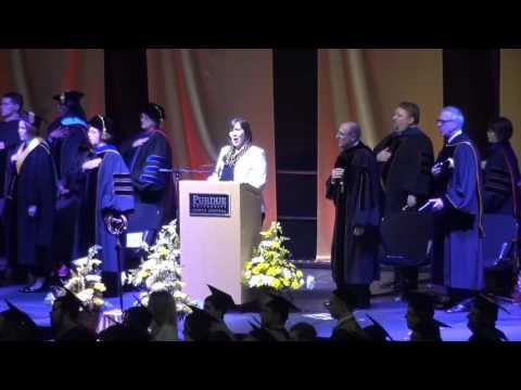 Purdue North Central Commencement Monday, 5/16/16