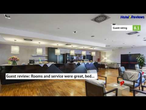 NH Milano Fiera **** Hotel Review 2017 HD, Rho, Italy
