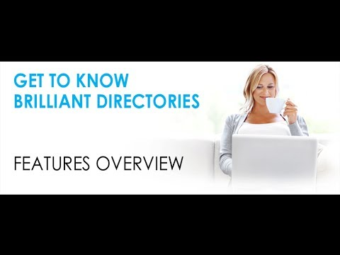 Business Directory Software Features