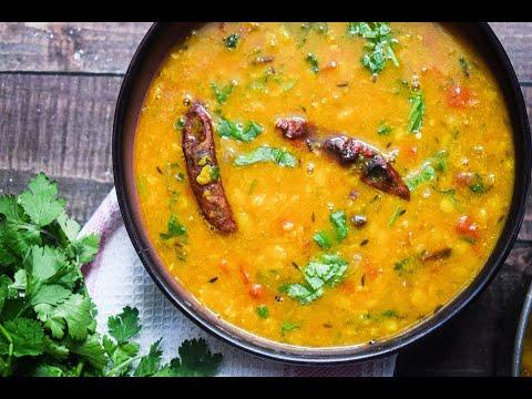 Easy Dhaba Style Arhar Dal | Veg Recipes