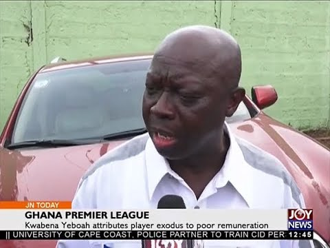 Ghana Premier League - Joy Sports Today (17-4-18)