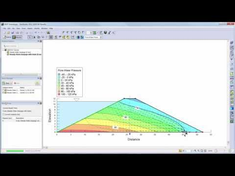 GeoStudio 2012: SEEP/W Tutorial