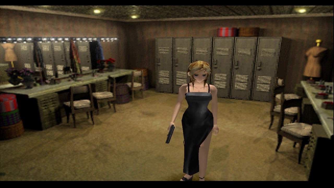 Image result for parasite eve 1