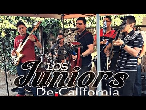 Los Juniors De California-  EL PIO DIAZ
