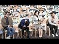 [Eng sub] 오정세 스포에 쓰러진 도경수,  EXO D.O big laugh, spoiler : 영화 '스윙키즈' 관객과의대화 GV 중 : 직캠 edited fancam