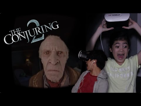 The Conjuring 2 VR Horror Challenge (Virtual Reality)