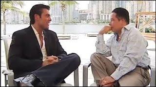 Fernando Colunga entrevistado  por  Gustavo Adolfo Infante  ...