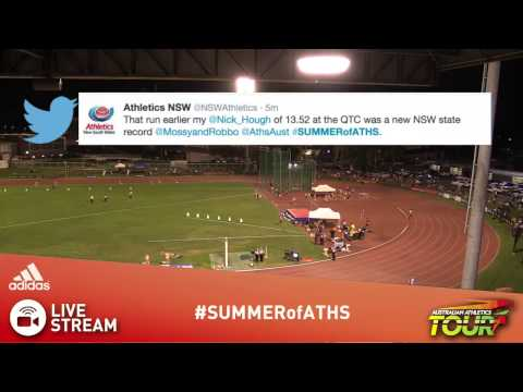 2015 Australian Athletics Tour - Queensland Track Classic -