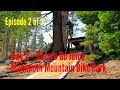 Mammoth DH MTB Day 2 (before Go Juice) Flow, Pipeline, DC-10 Velocity, Twilight Zone July 30, 2018