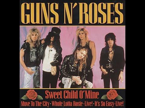 sweet child o mine guns n roses guitar cover youtube. Black Bedroom Furniture Sets. Home Design Ideas
