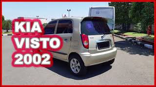 For sale KIA Visto 2002 (Kondisi Istimewa, Original) MT