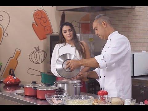 Gilberto Quint prepara a carne de panela da Dona Albertina | Receita de Família EP 01