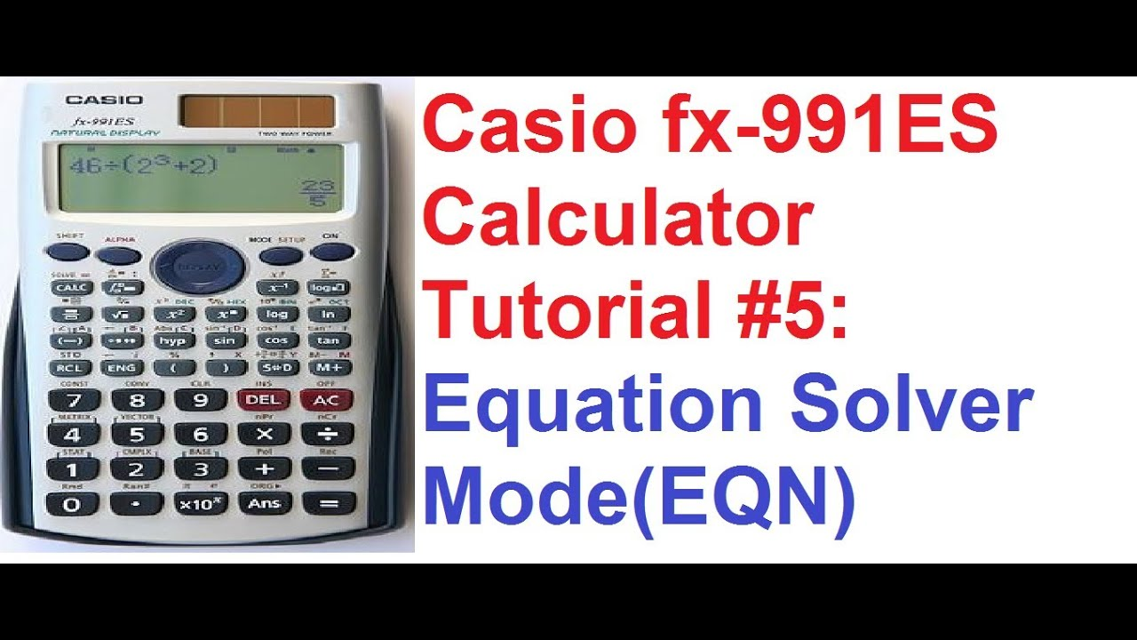 how to change mode in scientific calculator