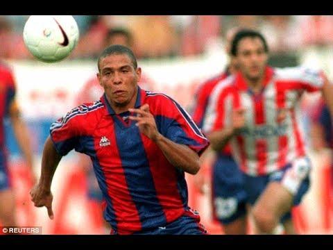 Ronaldo Show vs Atletico Madrid La Liga 1997