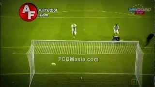 Tottenham 0 - 2 FCB Juvenil A  (NextGenSeries 2012-2013) | AirFutbol.com