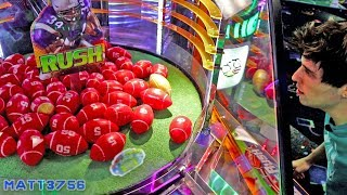 Game | Goal Line Rush Jackpot! Arcade Game Winning Tickets! | Goal Line Rush Jackpot! Arcade Game Winning Tickets!