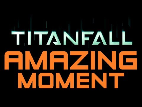 Why Titanfall is Awesome! (Titanfall Titan to Pilot Transition Gameplay)