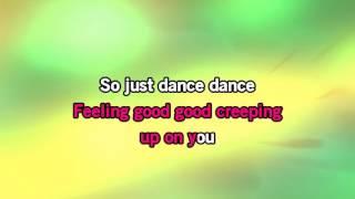 Can't Stop The Feeling Karaoke - Justin Timberlake